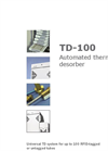 Automated Thermal Desorber TD-100 Series- Brochure