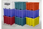 Model P-291 - Ship Shape Shipping Container