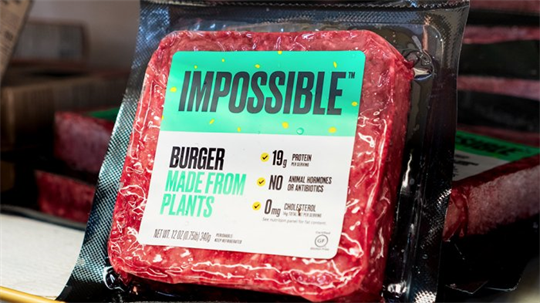 Center for food safety filed lawsuit against FDA challenging decision to approve genetically engineered soy protein found in the impossible burger