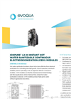 Model LX-HI - Continuous Electro-Deionization Modules Brochure