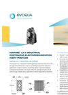 Model LX-X - Continuous Electro-Deionization Modules Brochure
