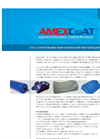 AmexCoat - Coated Foam Products Datasheet