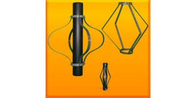 REAL - Model 1100 Series - Well Centralizer