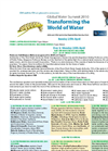 The Global Water Summit 2010 - Agenda (PDF 354 KB)