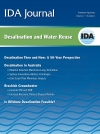 IDA Journal on Desalination and Water Reuse