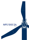 NPS - Model 100C-24 Class III/A - Next Generation High Output Wind Turbine - Brochure
