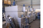 DEWA - Model A-P - Automatic Polymer Preparation And Post Dilution Systems