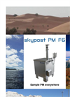 Skypost - Model PM FG - Ambient Air Particle Samplers- Brochure