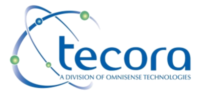 Tecora, a division of Omnisense Technologies