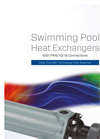 Model EC80-5113-1 - Swimming Pool & Spa Pool Heat Exchangers Brochure