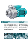 NUB NUBF - Industry-Bloc - Single-stage Circulation Pumps Brochure