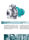 EDUR - Stainless-Bloc CB BC - Circulation Pumps - Brochure