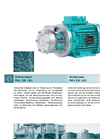 EDUR - Multiphase PBU EB LBU - Horizontal Centrifugal Pumps - Borhcure