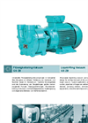 EDUR - GS ZB - Liquid-Ring Vacuum Pumps - Brochure