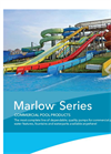 Marlow - Model 3B Series - Cast Iron Swimming Pool Pumps- Brochure
