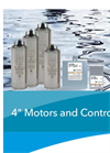 CentriPro - 4″ Submersible Motors- Brochure