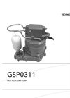 Xylem - Model GSP0311 - Cast Iron Sump and Effluent Pump - Brochure