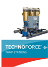 TechnoForce - Model e-HV Pump Stations - Brochure