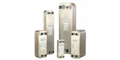 Model BPX - Brazed Plate Heat Exchangers