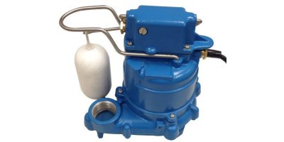 Model GSP0311 - Cast Iron Sump and Effluent Pump