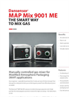 MAP Mix - Model 9001 - Gas Mixing System Brochure