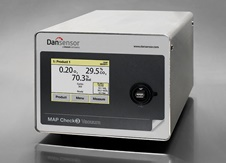 MAP Check - Model 3 - Vacuum On-line Gas Analyzer