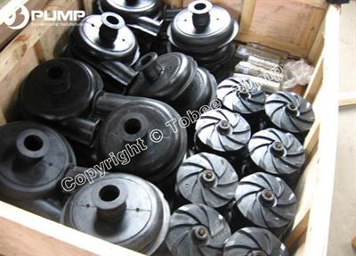 TOBEE PUMP - Tobee® Warman Rubber Lined Slurry Pump Parts