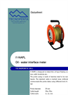Model I1-NAPL - Oil Water Interface Meter Brochure