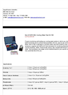 AquaPhoenix - Model CWTK100 - Cooling Water Test Kit Brochure