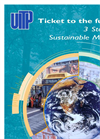 Brochure: Ticket to the Future - 3 Stops to Sustainable Mobility (PDF 3825 KB)