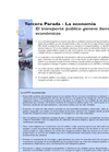 Executive Summary: Ticket to the Future - Tercera Parada - La Economía (ES) (PDF 201 KB)