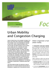 Focus Paper: Urban Mobility and Congestion Charging (PDF 99 KB)