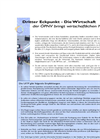 Executive Summary: Ticket to the Future - Dritter Eckpunkt - Die Wirtschaft (DE) (PDF 204 KB)