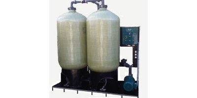 RE-CYKE - Model CRS SERIES - Rinse Water Recycling Systems