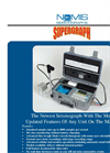 SuperGraph - Seismic Monitoring Equipment- Brochure