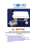 Mini-SuperGraph - Seismic Monitoring Equipment Brochure