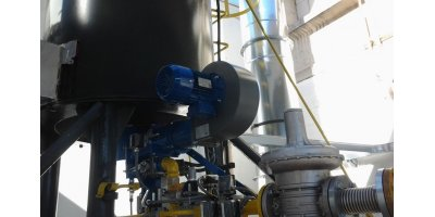 Model TOX - Direct Fired Thermal Oxidizer