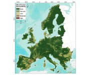 Wind erosion risk mapped in first ever pan-European assessment
