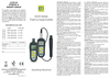 Model 6100 & 6102 - Therma Hygrometers with Interchangeable Probes Brochure