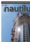 New Nautilus System for Lightened Slabs - Catalogue