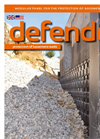 Defender - Protection of Basement Walls - Catalogue