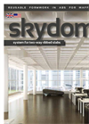 Skydome - System for Two-Way Ribbed Slabs - Catalogue