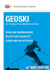 GEOSKI Synthetic Surface to Practice Winter Sports - Catalogue
