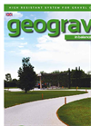 Geogravel -  In Balance with Nature - Catalogue