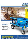 PumpMaster - Model PG-25 - Multipurpose Grout Pump Brochure