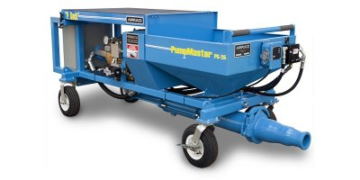 PumpMaster - Model PG-25 - Electric Grout Pump