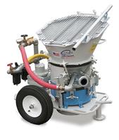 Airplaco - Model C10SL - Rotary Gunite Machine
