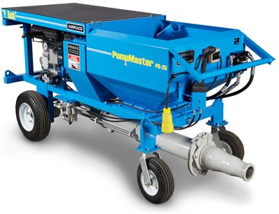PumpMaster - Model PG-25 - Multipurpose Grout Pump