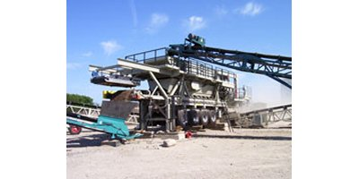 Model 5165LS  - Secondary Impactor Plant
