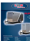 Element - Flat Top 5` And 6` Wide Cargo Utility Trailers Brochure